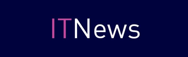 IT News Banner Pink