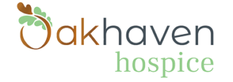 OAKHAVEN HOSPICE-MAIN LOGO COLOUR RIGHT ALIGNED