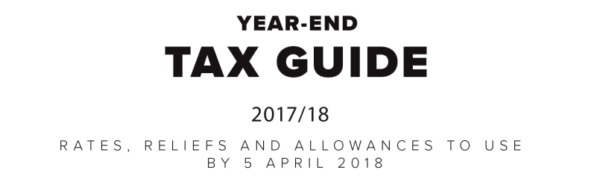 Year end tax guide