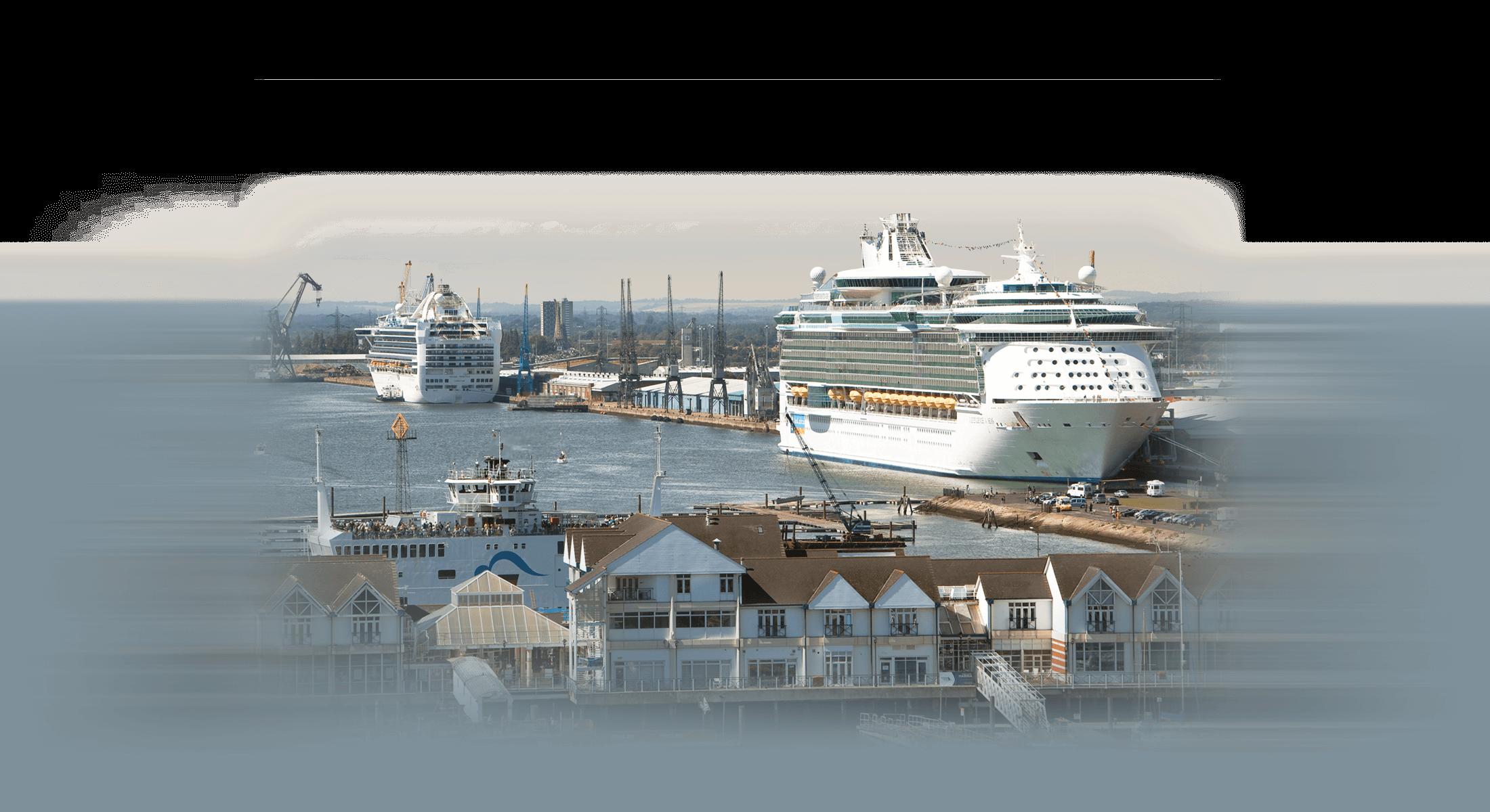 Southampton cruise liner
